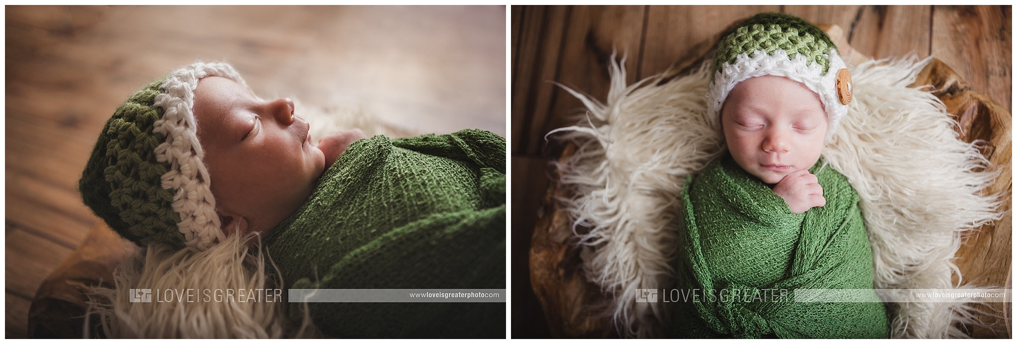 Toledo Newborn Photographer | welcome baby Colson