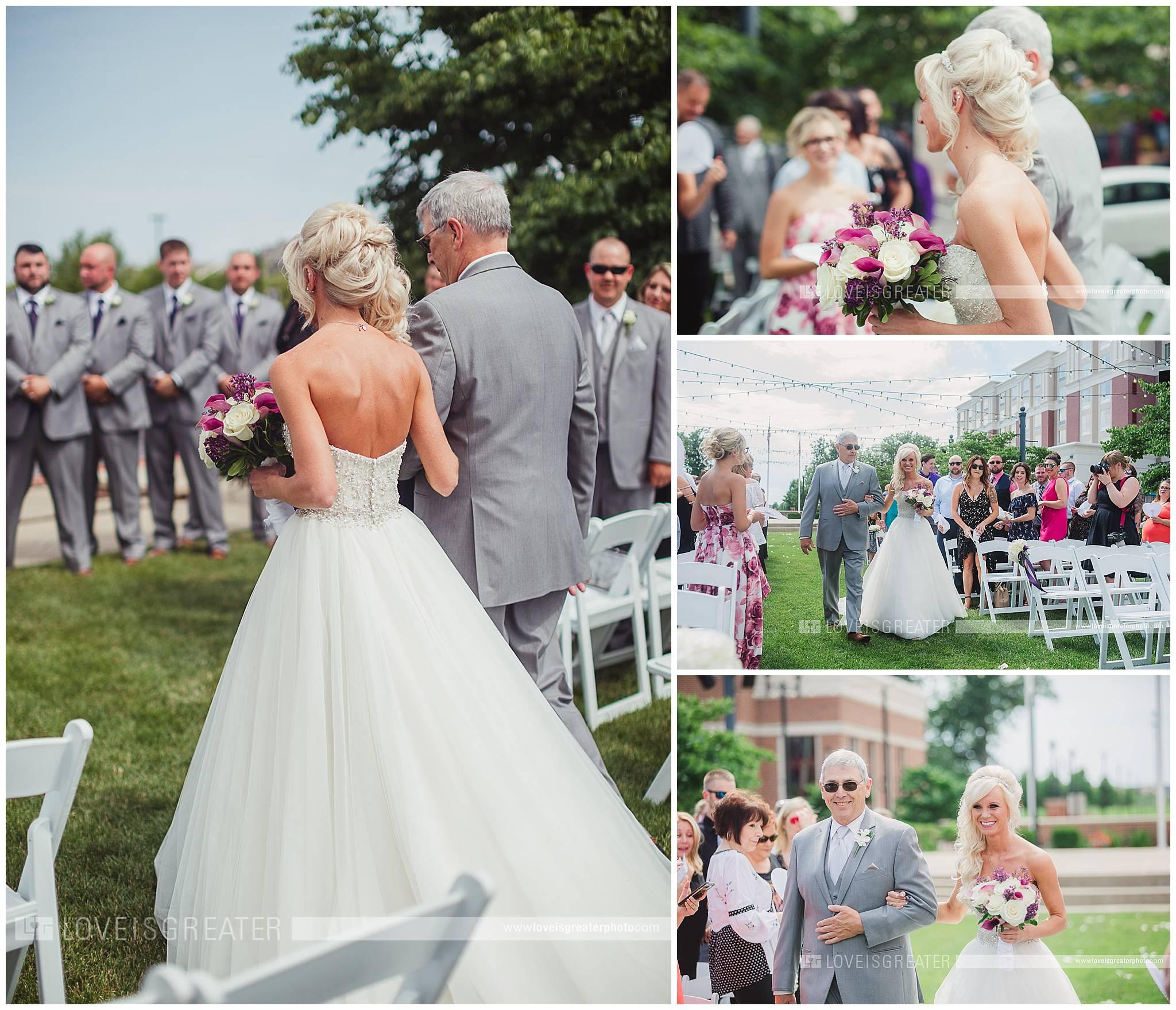 Hilton Garden Inn Wedding Archives Love Is Greater Photography