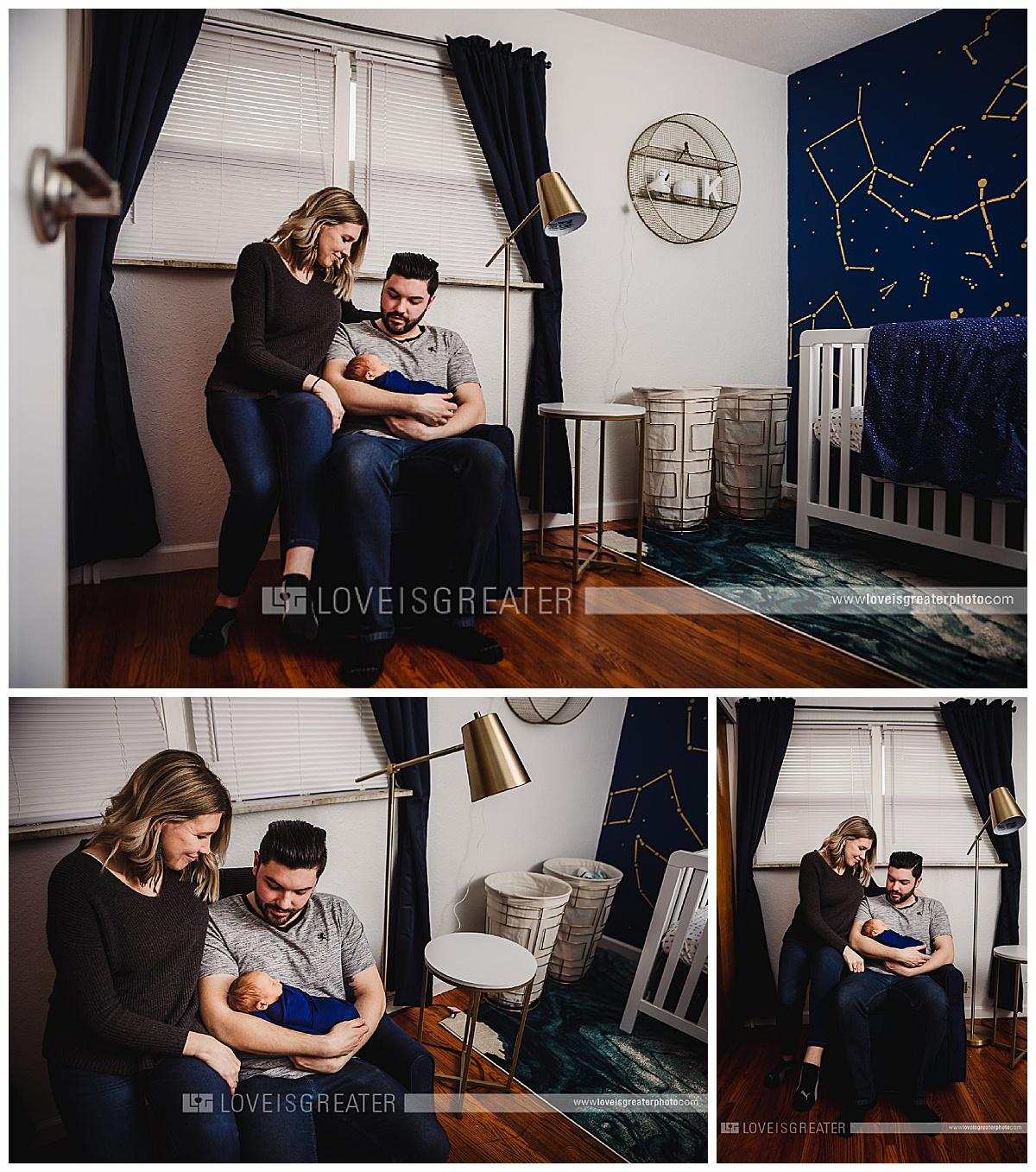 Toledo Lifestyle Newborn Photographer